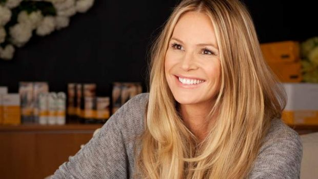 "Brand power … Elle Macpherson (pictured in 2011) was ""lovely"" to work with, says Mary-Ellen Field. Then things turned sour."