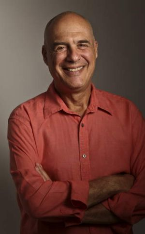 Prophet of loss: Mark Bittman shed 15 kilograms in four months.