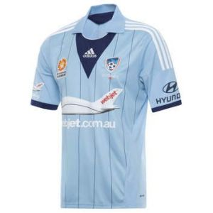 Sydney FC's new strip.