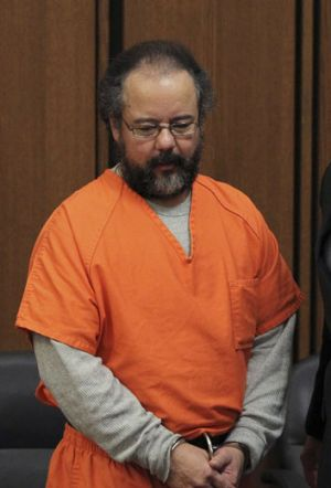Ariel Castro in court on Friday.