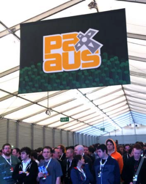 Gamers and media gather at PAX AUS.