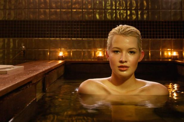 Tokyo: Relax at Onsen Ma Japanese bath-house.