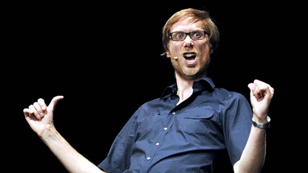 Stephen Merchant's Hello Ladies stand-up show has inspired a new series.