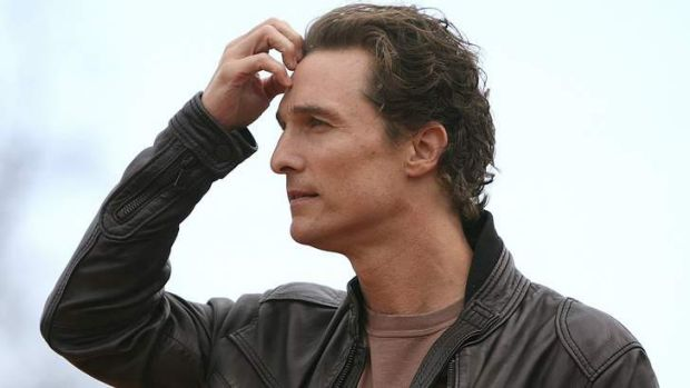 Actor Matthew McConaughey to team up with Woody Harrelson.