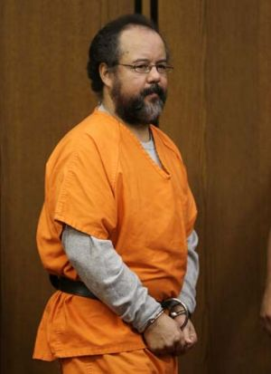 Sentenced to life in prison: Ariel Castro.