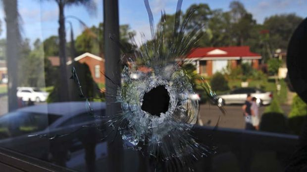 Black-market dealings: The rise in firearm theft in NSW may be linked to the increase in the number of shootings across ...
