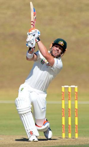 David Warner indulges in an activity the likes of which Australia would definitely like to see more.