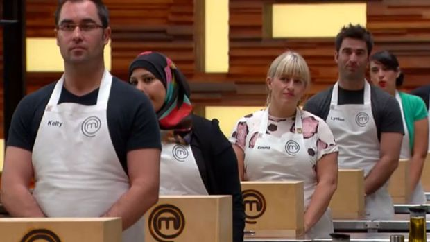 MasterChef's Love Week starts off with an empty feeling.