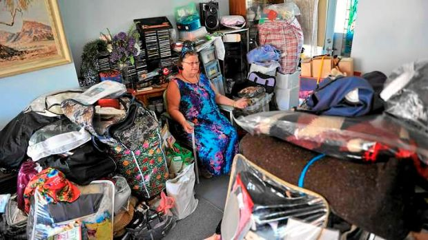 On the rise: One in 1,000 people over the age of 65 is thought to be living in squalor.