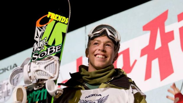 Kevin Pearce: 'I just slammed my head to the bottom of the icy half pipe and ended up in a coma.'
