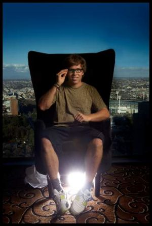 Kevin Pearce, the former US snowboarder who suffered massive brain trauma in a training accident, and the subject of the ...