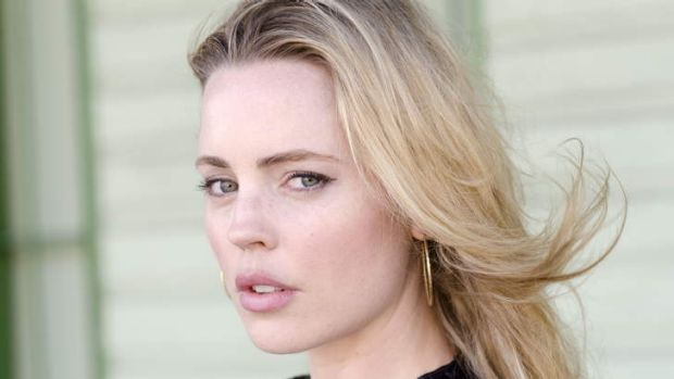 Temptress: Melissa George is set to sizzle on the TV screen in a new season of The Good Wife.