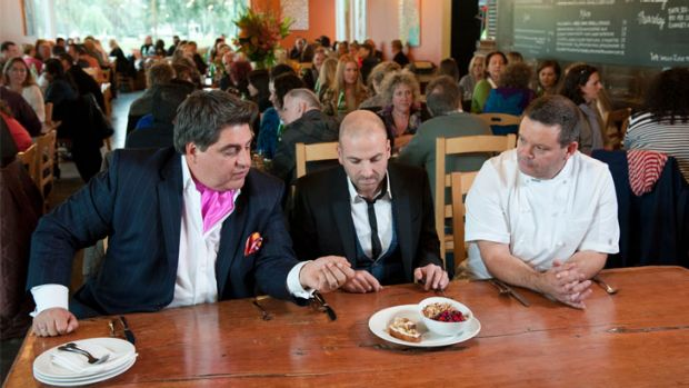 MasterChef explores breakfast at Gary's ... Boathouse restaurant, that is.