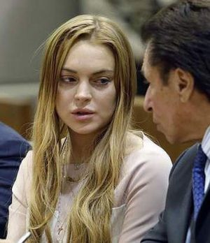 Lindsay Lohan was ordered to spend 90 days in a locked rehabilitation facility by a Los Angeles Superior Court.