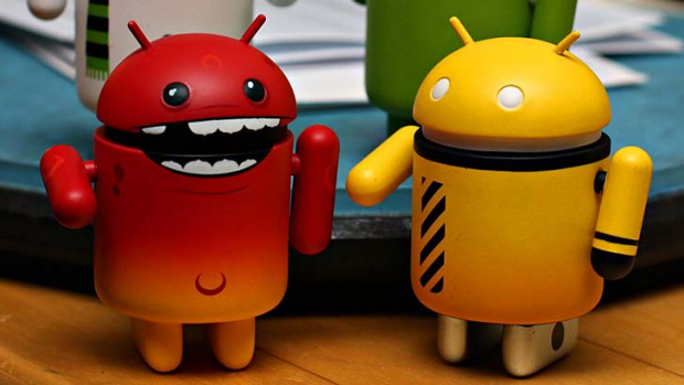 Black Hat: Androids are vulnerable to monitoring malware.