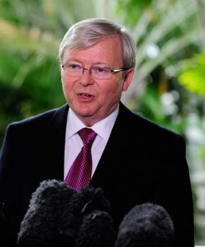September 7: With the election date in place Kevin Rudd aims to contrast the coalitions response to changing economic ...