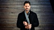 True Blood star Joe Manganiello, who plays werewolf Alcide Herveaux in the hit Foxtel show. GUIDE photo: Marco Del ...