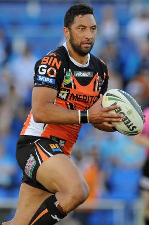 Looking for a new challenge: Benji Marshall.