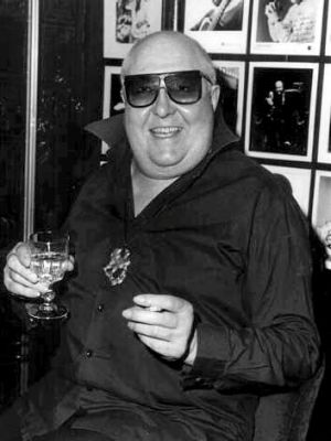 One Frank Thring: Actor Frank Thring jnr in 1984.