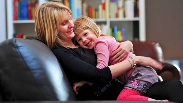 Thousands of parents are still struggling to access childcare for their pre-schoolers. Nicole Swift, a single working ...