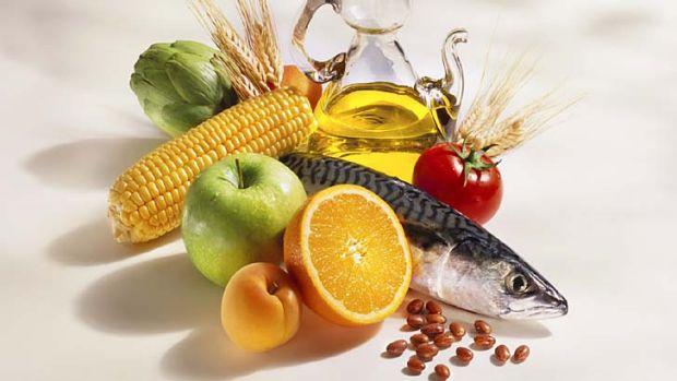 Food of life: the broader the mix, the greater the benefits.