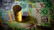 MONEY AFR 100421 MELB PIC BY JESSICA SHAPIRO...GENERIC cash, banks, interest rates, wages, pay, import, export, notes, ...