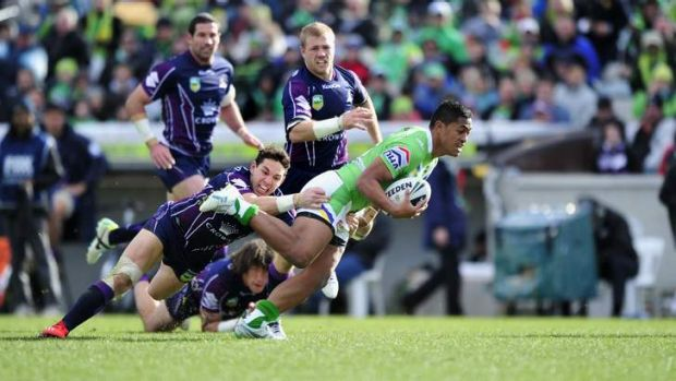 Raiders youngster Anthony Milford has reportedly asked for a release from his Canberra contract.