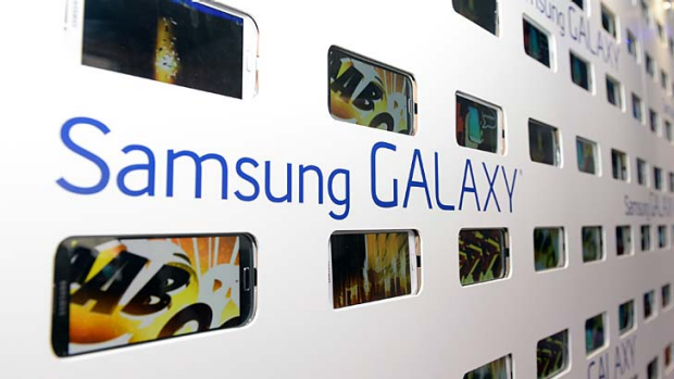 """Samsung: Working on a smart watch that may be called the """"Galaxy Gear""""."""