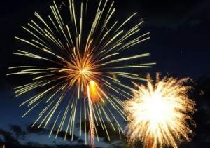 The hike in firework fees has been scaled back.