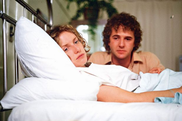 <b>A Country Practice (1985):</b> Molly Jones (Anne Tenney) lost a battle with leukaemia.