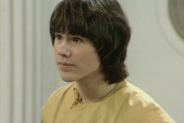 <b>Doctor Who (1982):</b> Adric (Matthew Waterhouse) was stranded on a crashing space freighter.