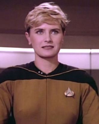 <b>Star Trek: The Next Generation (1987)</b>: the Enterprise's security chief, Lt Tasha Yar, met a brutal end on planet ...