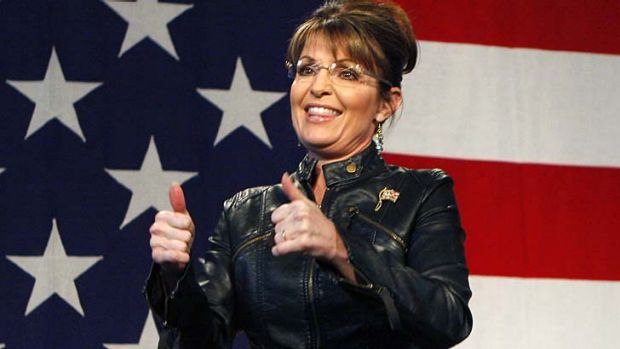 Gaffes: Sarah Palin, the US Republican vice-presidental candidate in 2008.
