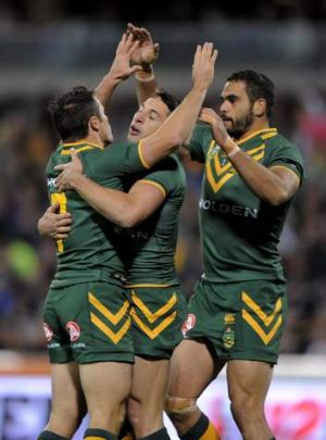 Absentees: Cooper Cronk, Billy Slater and Greg Inglis will be among the big names exempt from the Nines.