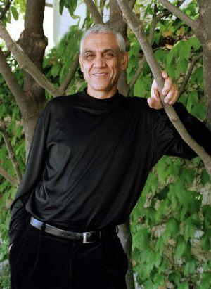 Vinod Khosla, co-founder of Sun Microsystems.