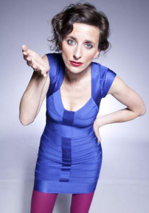 Felicity Ward: 'I did a comedy cruise last year. To be fair, it was a fine gig, but having to live with your audience ...
