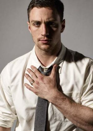 """""""The best thing about having a family is thatit's grounding"""": Aaron Taylor-Johnson."""