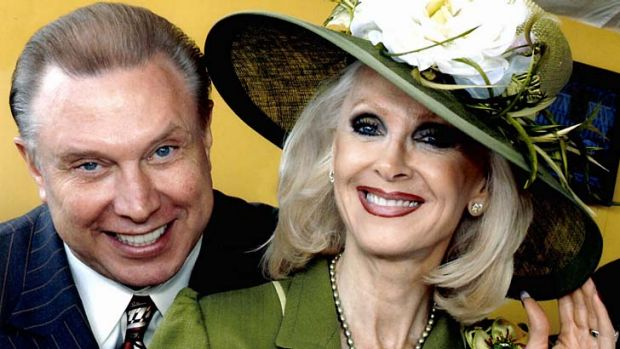 Game over: Winston Bontrager and Pauline Anderson's luxury lifestyle has ended.