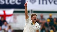 Watson injury put Australia under pressure (Video Thumbnail)