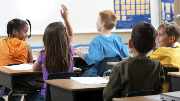 Children are starting school below their expected level of ability.