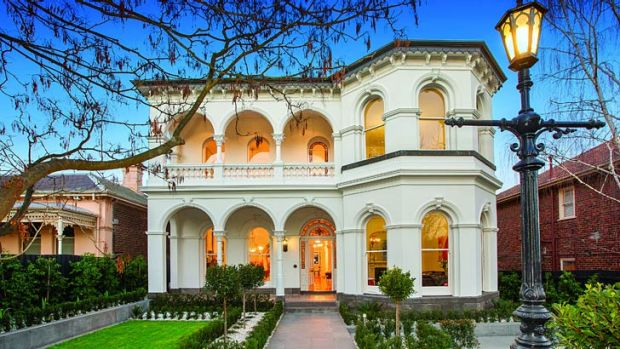 Top of the day: this Victorian at 3 Fermanagh Road, Camberwell, fetched $4.7 million.