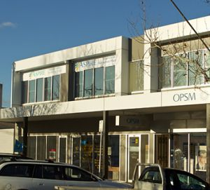 One of the Whittlesea buildings.