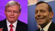 Rudd jokes about using notes (Video Thumbnail)