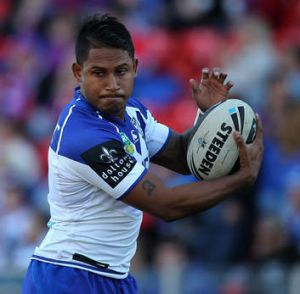 Heart set on Queensland: Ben Barba.