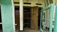 Denpasar, Bali, Indonesia- January 21st, 2010.Bali's Kerobokan Jail.The view looking into the cells at the Super ...