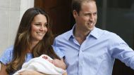 UK's Prince George is a 'bit of a rascal' (Video Thumbnail)