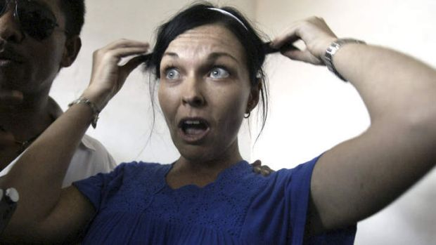 Parole pending: If successful Schapelle Corby will be required to stay in Bali 12 months longer on parole and live with ...