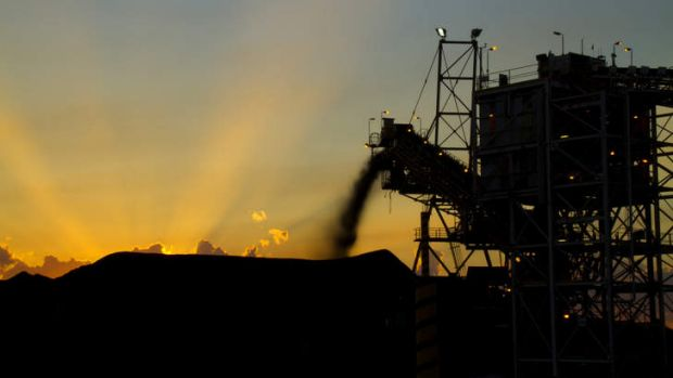 Many want the sun to set on the coal industry.