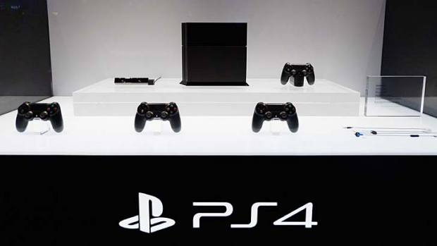 PlayStation 4: One million pre-orders.