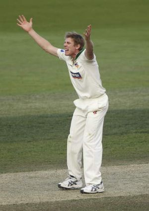 Ready for a recall: James Faulkner.
